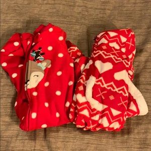 Baby Girl Bundle Christmas One piece &PJ